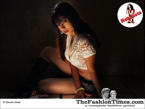 Modefotografie, Neu Delhi, Indien